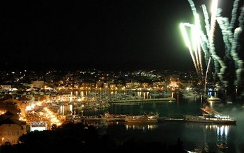 vodice festivities party 2012